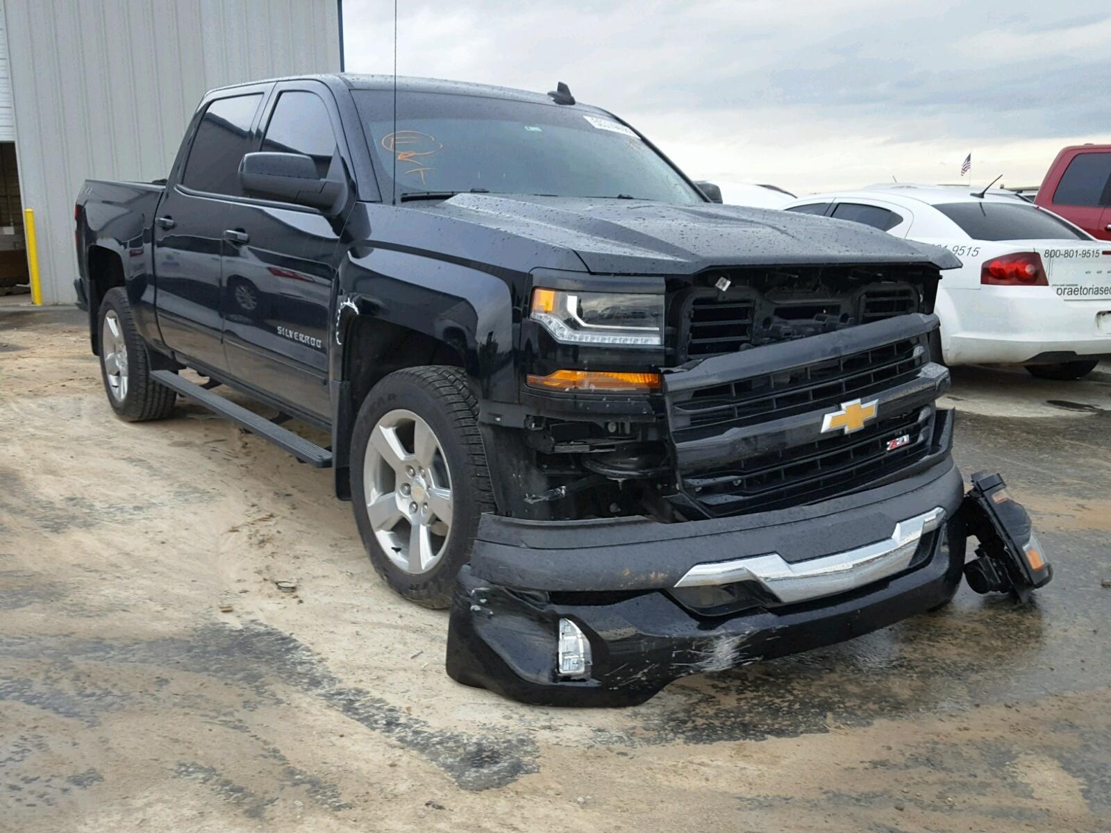 wrecked trucks silverado salvage cars chevrolet